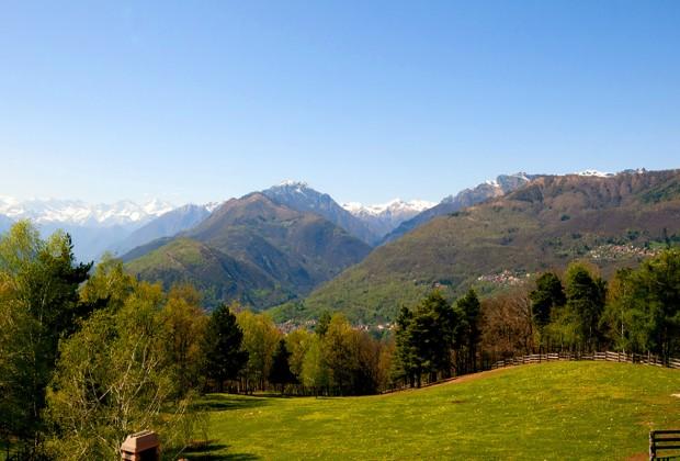 ospitalità monterosso panorama